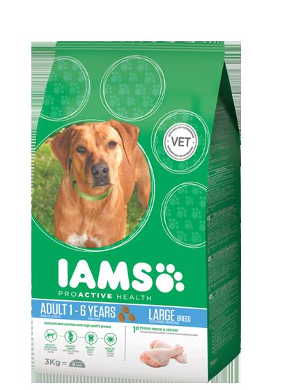 Large Bags Of Iams Dog Food