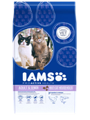 Iams Cat Adult Senior Multi